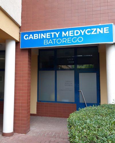 Gabinety Medyczne Batorego